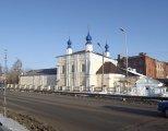 Ильинская церковь с пятиглавием
