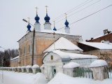 Восстановлены купола – храм Пророка Илии