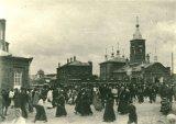 Ильинская церковь в 1915 году