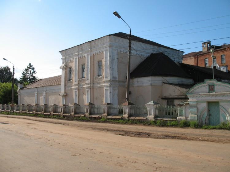 Ильинская церковь в советское время